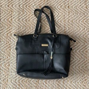 Lily Jade Shaylee Diaper Bag- Never Used